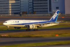 JA741A Boeing 777-281ER ANA  HND (Jetstar31) Tags: ja741a boeing 777281er ana hnd