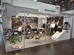 our #patented measuring device is at #rehacare2016 6-E54 finding optimum posture is key to better #mobility #wheelchair