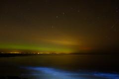 Aurora Borealis (davehollinshead144) Tags: aurora borealis st andrews kingsbarns shooting star meteor meteoroid