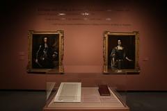 King William III, Queen Mary II & the Royal Charter (William & Mary Photos) Tags: williamsburg va usa williamandmary wm williammary wandm collegeofwilliamandmary collegeofwilliammary exhibit