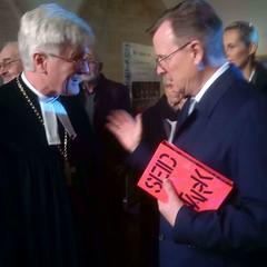 Landesbischof Bedford-Strohm und Ministerprsident Ramelow in Eisenach (www_ekd_de) Tags: reformationsjubilaeum lutherbibel bibel bedfordstrohm ramelow eisenach