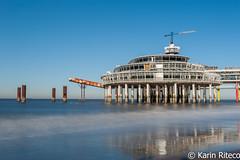 Pier Scheveningen (Karin Riteco) Tags: 10stopper ngg pier scheveningen avondfotografie filters strand zee