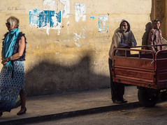 Moments on moroccan streets (Georgie Pauwels) Tags: street streetphotography candid moment olympus women looking morocco