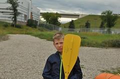 Paddle-boy (jenerous life) Tags: calgary raft bow river boys children summer