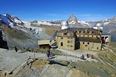 Gornergrat station (Switzerland) (armxesde) Tags: pentax ricoh k3 schweiz switzerland mountains berge alpen alps gornergrat matterhorn cervin