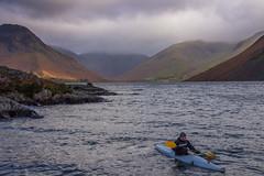 WastWaterKayak061116-6072 (RobinD_UK) Tags: wast water kayak paddle cumbria lake district wasdale