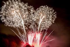 La Nocturne des Coteaux de la Citadelle 2016 (Liège / Luik) (Dirk DS) Tags: nocturne coteaux citadelle fire vuur flamme vlam nacht night liège luik belgium belgië belgique 2016 vuurwerk fireworks feudartifice feu candles kaarsjes bougies