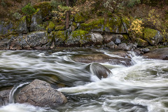 Rushing River (Kirk Lougheed) Tags: california mercedriver usa unitedstates yosemite yosemitenationalpark autumn fall landscape nationalpark outdoor river water