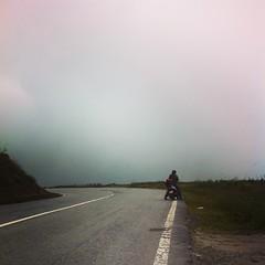 Hai Van Pass, Thừa Thiên–Huế Province, Vietnam (jxxxjxxx) Tags: haivanpass vietnam asia danang hue 2015 travel themotorcyclediaries fog edge mountainous jungle alpine ontheroad offtrack motorbike