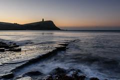 Kimmeridge Bay (Chris Deas) Tags: nikon d810 water sea rocks dorset outdoor sunrise sky seascape landscape cliff morning