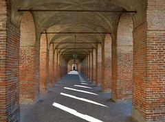 Sabbioneta: la Galleria (giorgiorodano46) Tags: novembre2016 november 2016 giorgiorodano nikon sabbioneta lombardia lombardy italy unesco galleria gallery architecture