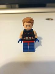 DC's Citizen Steel (CW) (Numbuh1Nerd) Tags: legends tomorrow lego commander steel citizen cw cwverse arrowverse superhero