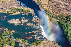 Victoria Falls, Heli (werner boehm *) Tags: wernerboehm simbabwe sambesi victoriafalls heli luftaufnahme wasserfall gischt
