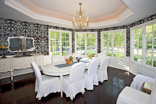 Дом Анджелины Джоли в Хидден-Хиллз