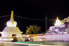 strokes (kangxi504) Tags: lhasa tibet china night