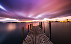 Afterglow (He_Da) Tags: zug zugersee switzerland schweiz sunset sonnenuntergang sun sonne storm sturm afterglow abendrot abendstimmung eveningmood clouds wolken colours cloudy farben langzeitbelichtung longexposure