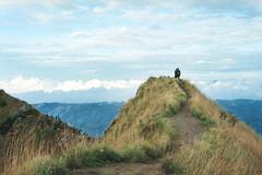 (Hanne//Beatle) Tags: bali batur volcano view analog film 35mm olympusom2