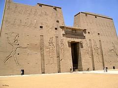 Edfu_Horustempel_tx_IMGP2046 (said.bustany) Tags: bruchköbel hessen ägypten egypt tempel temple edfu horus