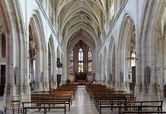 Aumale (Seine-Maritime) - glise Saint-Pierre-Saint-Paul (Morio60) Tags: aumale seinemaritime 76 normandie glise saintpierre saintpaul