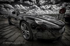 Aston Martin DB9 (RTA Photography) Tags: torquay hdr 3xp astonmartindb9 superweekend