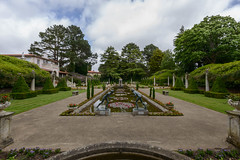 Greek Garden (Angeldust999) Tags: gardens outside nikon d800 1635 uwa comptonacres ultrawideangle nikond800 1635f4