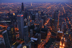 Our City of Shikaakwa Today (TIA International Photography) Tags: park county city urban chicago building tower vegetables june skyline skyscraper tia river landscape hotel evening illinois spring downtown cityscape view state herbs loop michigan district sears central cook sable aerial jackson millennium business international spices garlic vista lasalle metr