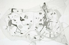 Runcorn Plan (The JR James Archive, University of Sheffield) Tags: england runcorn merseyside newtowns