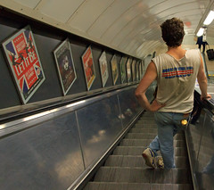 Let It Be (stevedexteruk) Tags: street usa station train canon underground photography born metro circus can