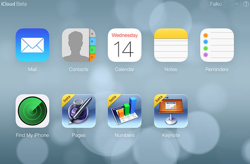 Ausblick auf iOS 7