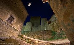 Lateral castillo Miranda del Castaar (Salamanca) (Victor Hugo Ganoza) Tags: espaa victor hugo salamanca miranda castillo castaar ganoza
