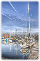 Hull Marina (Gray5627) Tags: old marina docks yorkshire kingston hull upon humber foreshore catzero