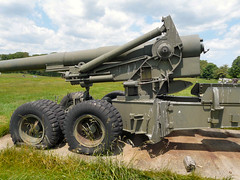 "M115 203mm Howitzer (7) • <a style=""font-size:0.8em;"" href=""http://www.flickr.com/photos/81723459@N04/9709663738/"" target=""_blank"">View on Flickr</a>"