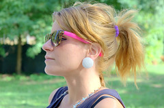 Model: Laura Rollo (lauratintori) Tags: girl face sunglasses fashion photography photo nikon picture pic lips blond blondie blondhead nikond5100 lauratintoriph lunaparkdilucca