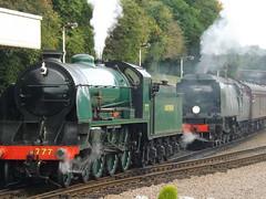 GCR Autumn Gala 51013 010 (Ian Hutchinson photography) Tags: main great central railway steam line sir manston bullied lamiel