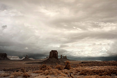 Monument Valley (aeneas66) Tags: park travel arizona sky usa cloud white mountain storm black southwest west monument nature beautiful weather landscape utah scenery view desert natural outdoor background famous horizon country north scenic culture grand stormy la