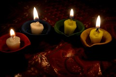 Diwali Diyas/Decor (Veena-Nair) Tags: india home culture tradition ethnic festivaloflights indianfestival happydiwali diwalidiyas diwalidecor