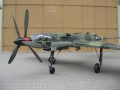 Luft 46 Heinkel P1055-01 -16 Waffenigel 011 (Mark`Stevens ModelCrafter) Tags: model experimental aircraft heinkel resin luft projekt 46 172 luftwaffe scratchbuild