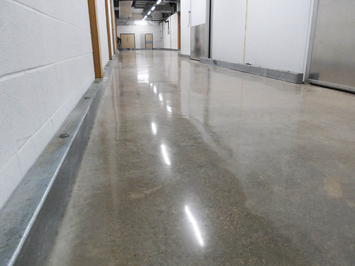 DiamondFlor™ Aldi polished concrete 1