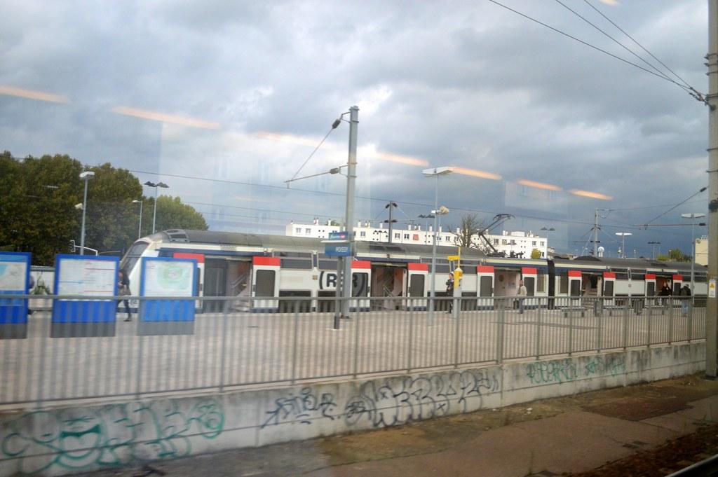 zug bahnhof loco multiple locomotive z arrival bahn francia 1500 ratp ...