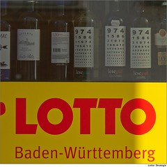 Lotto- Strategie   /   National lottery strategy (to.wi) Tags: lotto alkohol wein strategie promille nrtingen towi lottogewinn lottozahlen