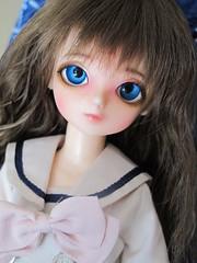 Merrily Back Home (reynardinesza) Tags: bjd bluefairy shinyfairy junior hana merrily girl