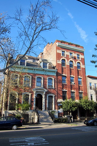 Jersey City: Whittier House