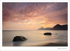 Portmán (Ramon Alarcon) Tags: atardecer paisaje costas portmán d700