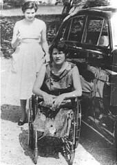 0103 (dbanistair) Tags: wheelchair dak amputee