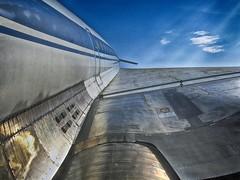 Tupolev TU-144 (TresMariasinPie) Tags: pictures sky color museum composition canon germany deutschland photo focus foto image photos pics picture pic moment fotografia capture imagen sinsheim tupolevtu144 canonpowershotg12 tresmariasinpie