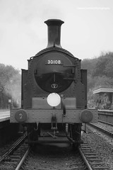 30108 profile (70C Photography) Tags: canon railway southern swanage charter m7 corfecastle harmanscross 2013 30108 donbishop