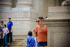 Rawrrr (bwilliamp) Tags: nyc newyorkcity usa ny newyork manhattan newyorkpubliclibrary bigapple ghostbusters 5thave rawrrr