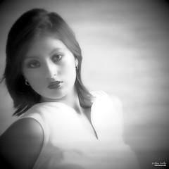 Glow (Blas Torillo) Tags: portrait bw woman byn blancoynegro face méxico mexico blackwhite mujer nikon retrato cara models modelos alexa puebla rostro professionalphotography teenmodels d5000 fotografíaprofesional mexicanphotographers fotógrafosmexicanos nikond5000