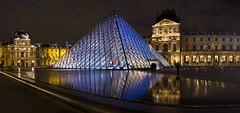 Museo del Louvre, Paris (F) (Panoramyx) Tags: panorama paris france museum frankreich ledefrance louvre frana muse panoramica museo francia hdr parijs pars parigi francelandscapes