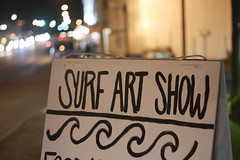 STN Surf Art and the Surfer